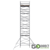 GDA500-DW Mobile Scaffold Tower-11M platform height (13M working height)