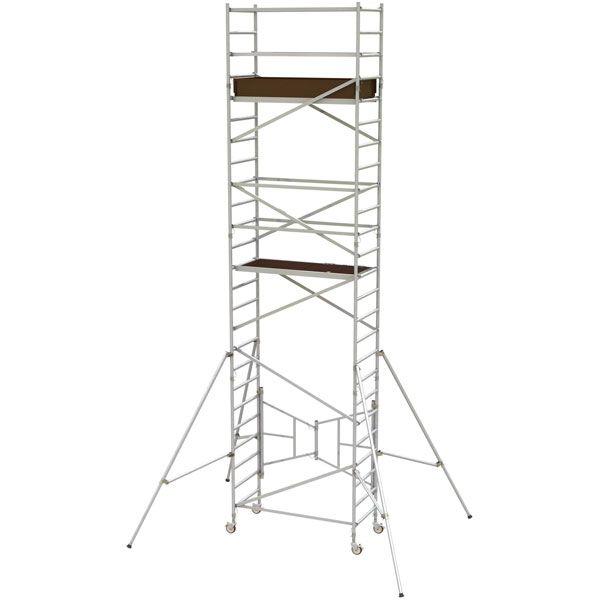 GDA250 Scaffold Tower-5.3M platform height (7.3M working height)