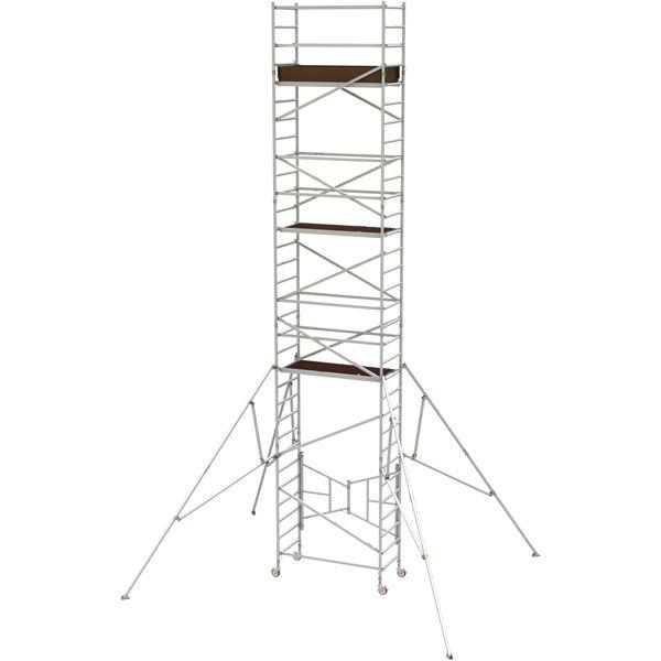 GDA250 Scaffold Tower-7.1M platform height (9.1M working height)