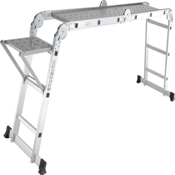 Multi-Purpose Scaffold Ladder