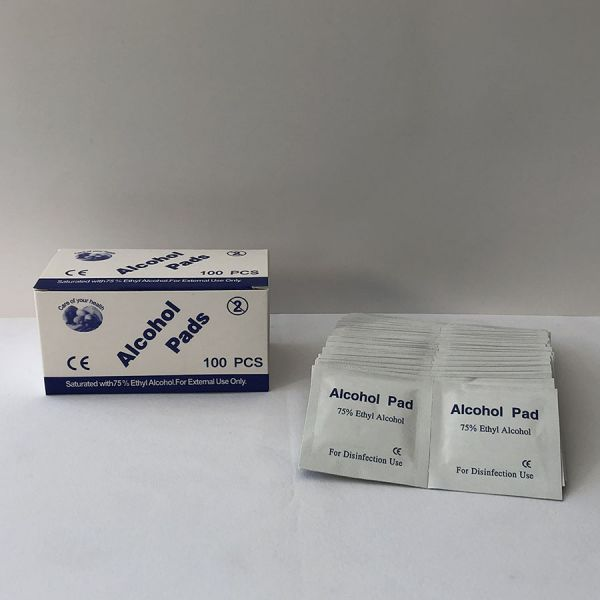 Alcohol Pads - 10 Packs