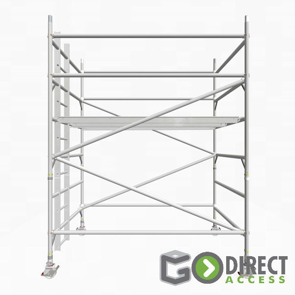 GDA500 Double Width Mobile Scaffold Tower
