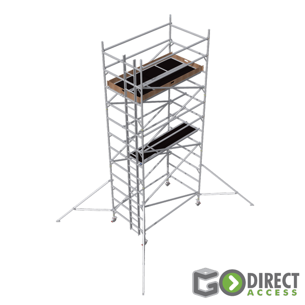 GDA500-DW Mobile Scaffold Tower-5M platform height (7M working height)