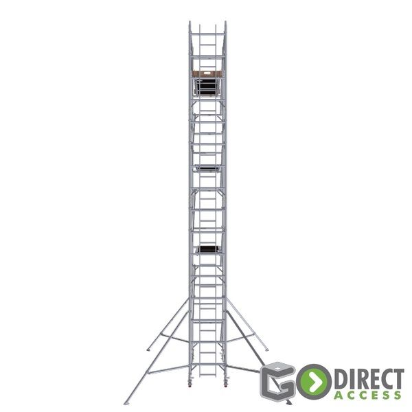 GDA500-SW Mobile Scaffold Tower-7M platform height (9M working height)