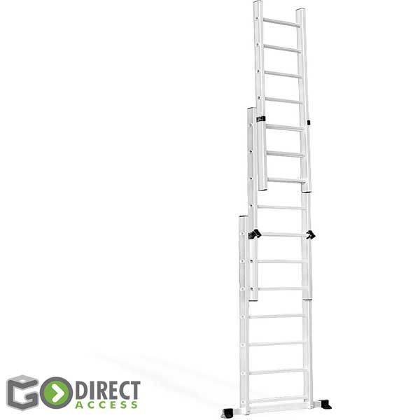 Industrial Extension Ladder-5.0M