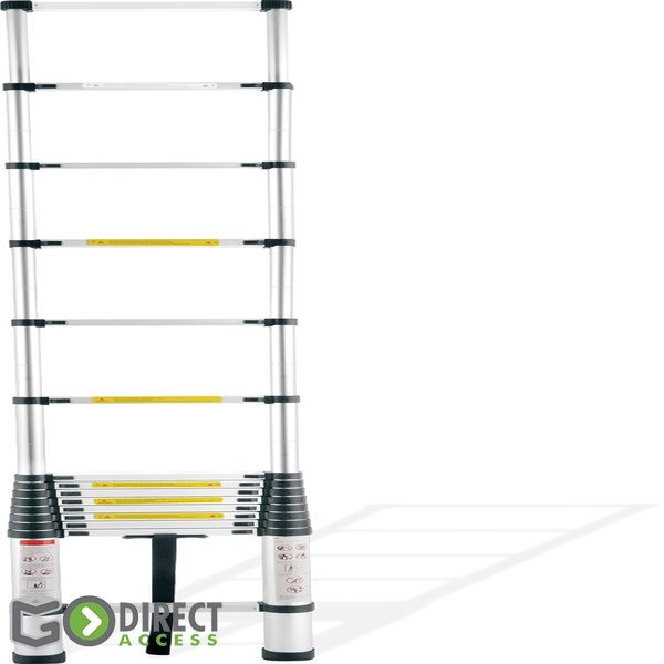 Telescopic Ladder-4.1M
