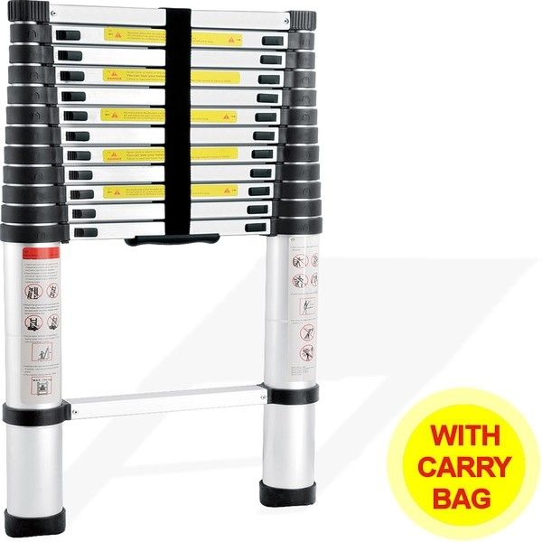 Telescopic Ladder With Bag