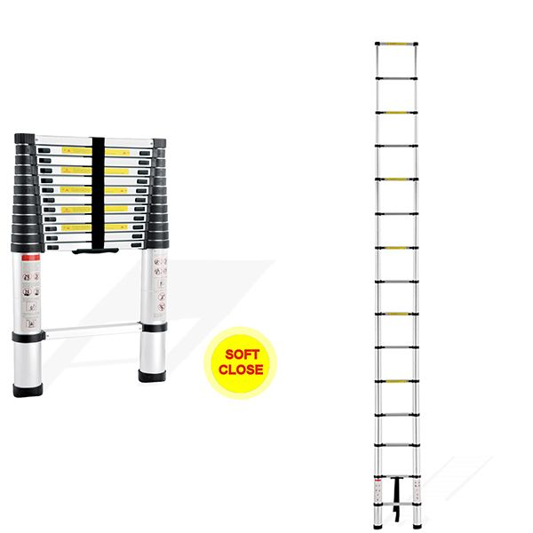 Soft Close Telescopic Ladder