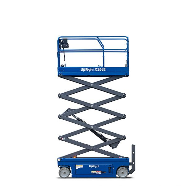 X2632 Scissor Lift Working Height 10m-Electric Drive