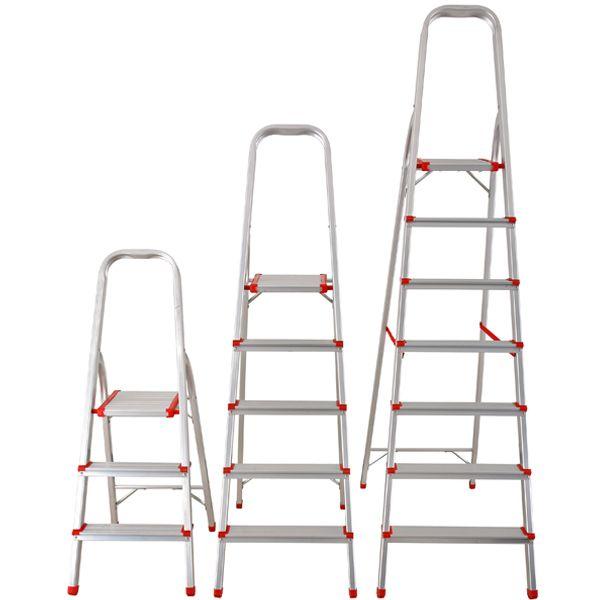 Household Step Ladder 6 Steps 1.19m