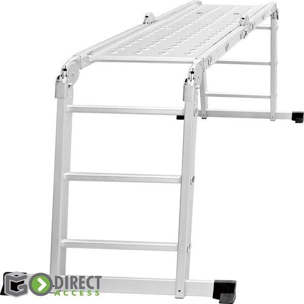 Multi-Purpose Scaffold Ladder-5.8M