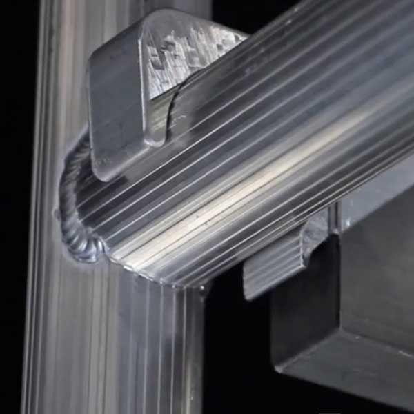 GDA250 Aluminium Scaffold Tower 3.5M (5.5M)
