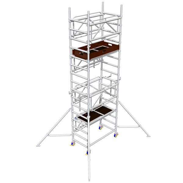 GDA400 Self Build Scaffold Tower-3M platform height (5M working height)