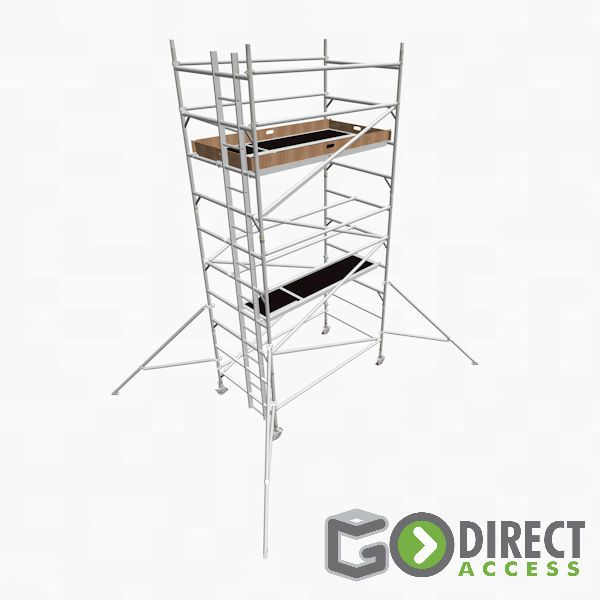 GDA500-DW Mobile Scaffold Tower