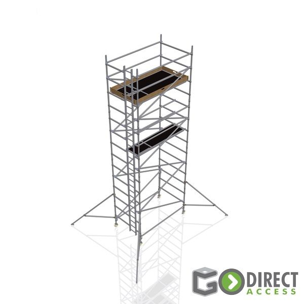 GDA500-DW Mobile Scaffold Tower-6M platform height