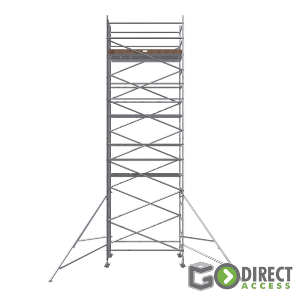 GDA500-DW Mobile Scaffold Tower-7M platform height (9M working height)