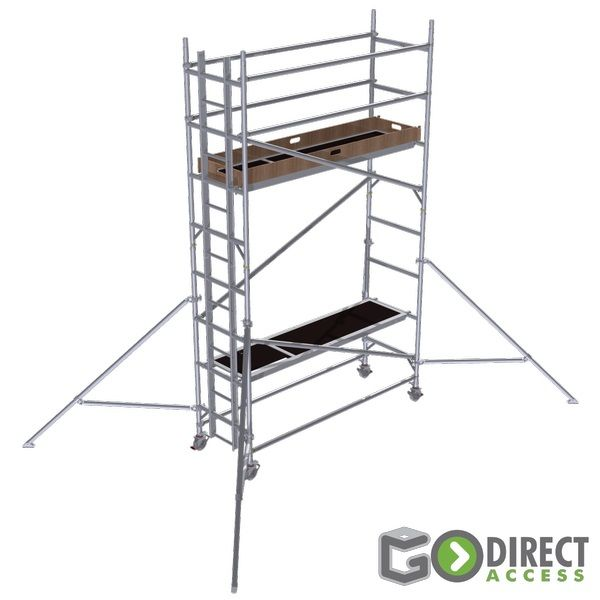 GDA500-SW Mobile Scaffold Tower