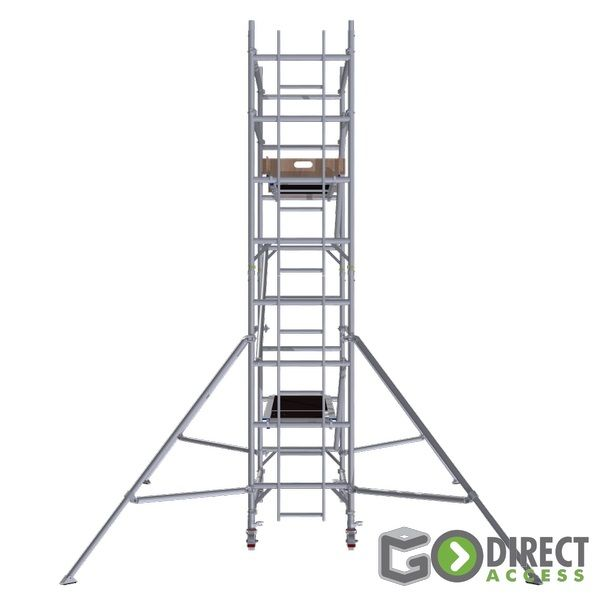 GDA500-SW Mobile Scaffold Tower-3M platform height (5M working height)