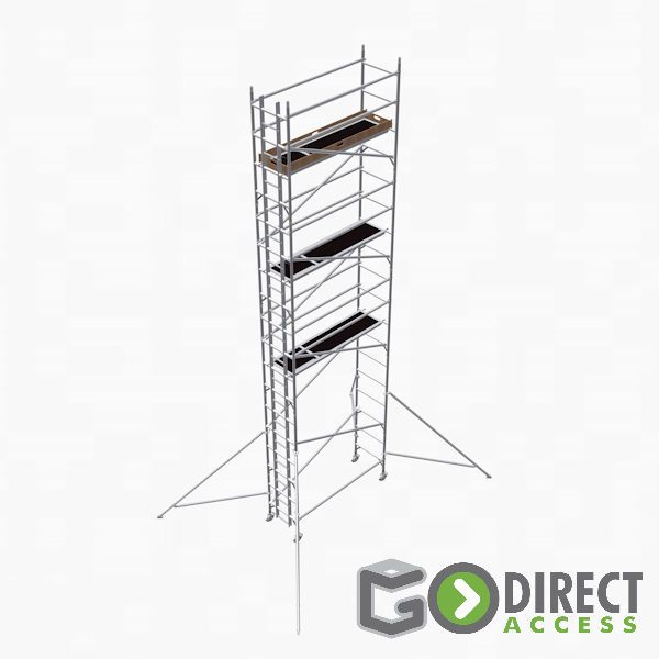 GDA500-SW Mobile Scaffold Tower-8M platform height (10M working height)