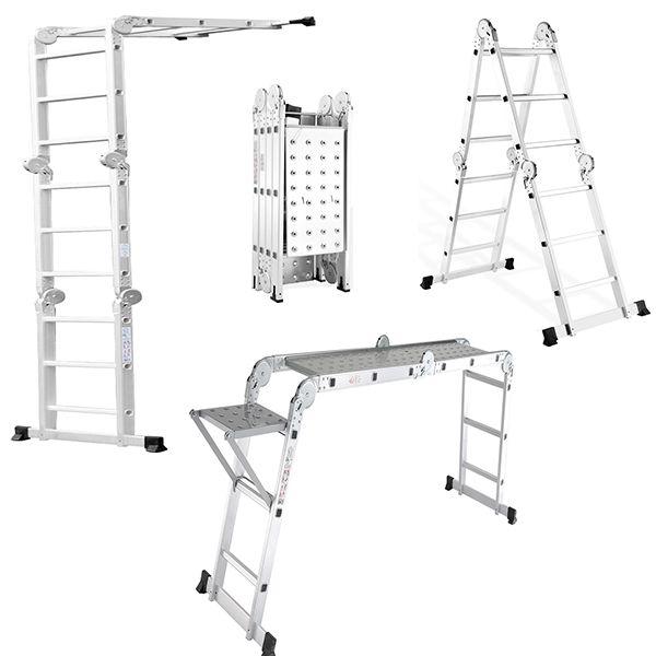 Multi-Purpose Scaffold Ladder