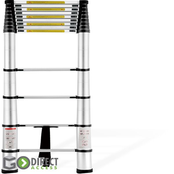 Telescopic Ladder With Bag-4.1M