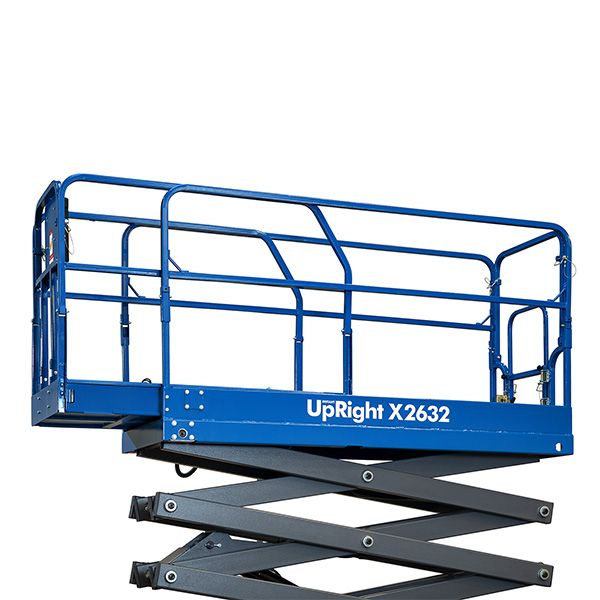 X2632 Scissor Lift Working Height 10m-Hydraulic Drive