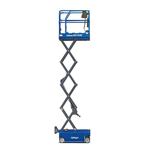 MX1430ED Mini Scissor Lift Working Height 6.4m