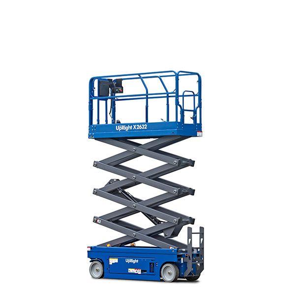 X2632 Scissor Lift Working Height 10m-Electric Drive