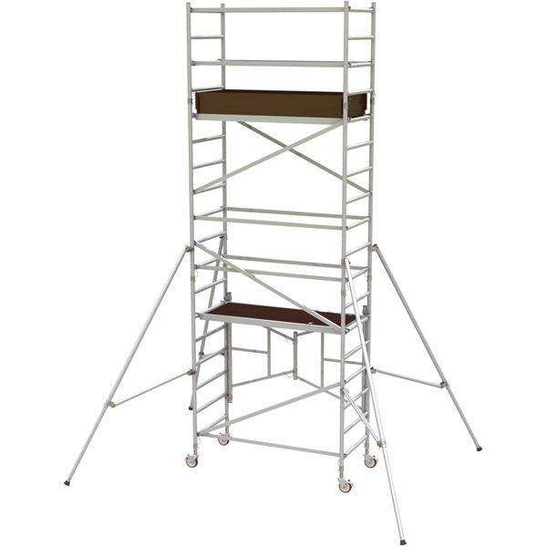 GDA250 Mobile Aluminium Scaffolding Tower