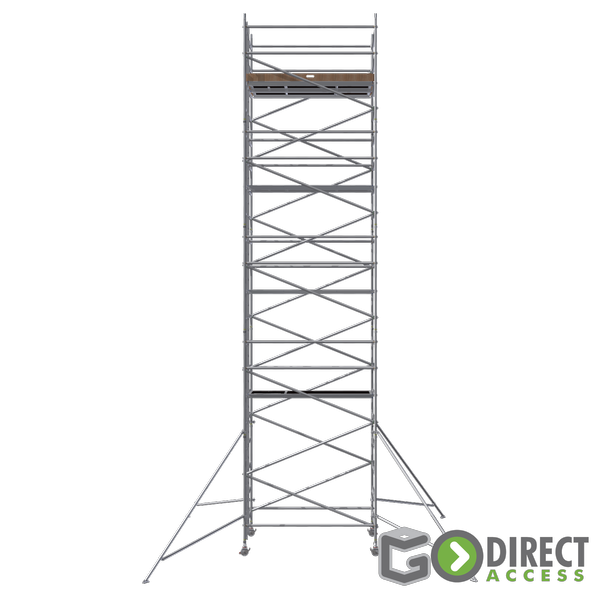 GDA500-DW Mobile Scaffold Tower-9M platform height (11M working height)