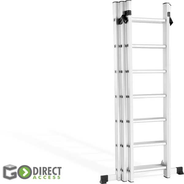 Industrial Extension Ladder-5.0M